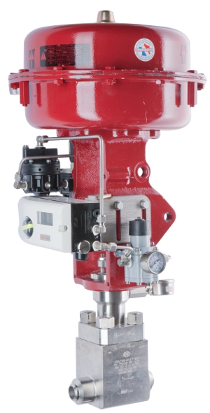 Stainless steel control or ON/OFF valve – 600700 SERIES | Presentation